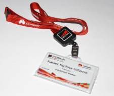 Entrada al Mobile World Congress 2011